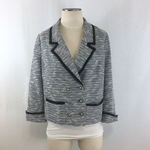 Anthropologie- Coquille Today's Special Blazer 10